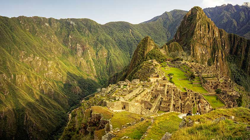 Perus Machu Picchu with Active Adventures South America