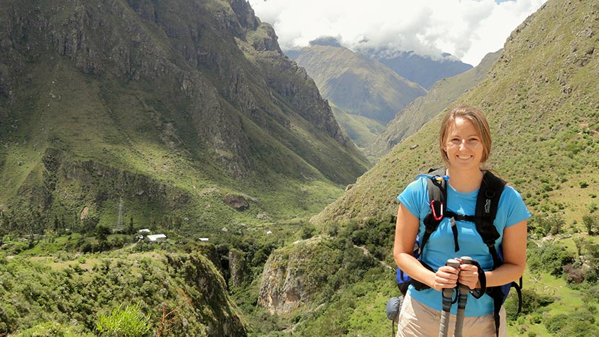 Hiking the Classic Inca Trail