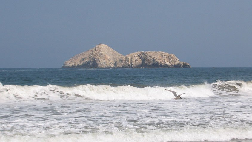 asia beach peru