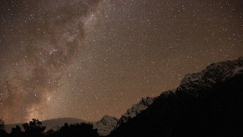 Stargazing in New Zealand | Active Adventures