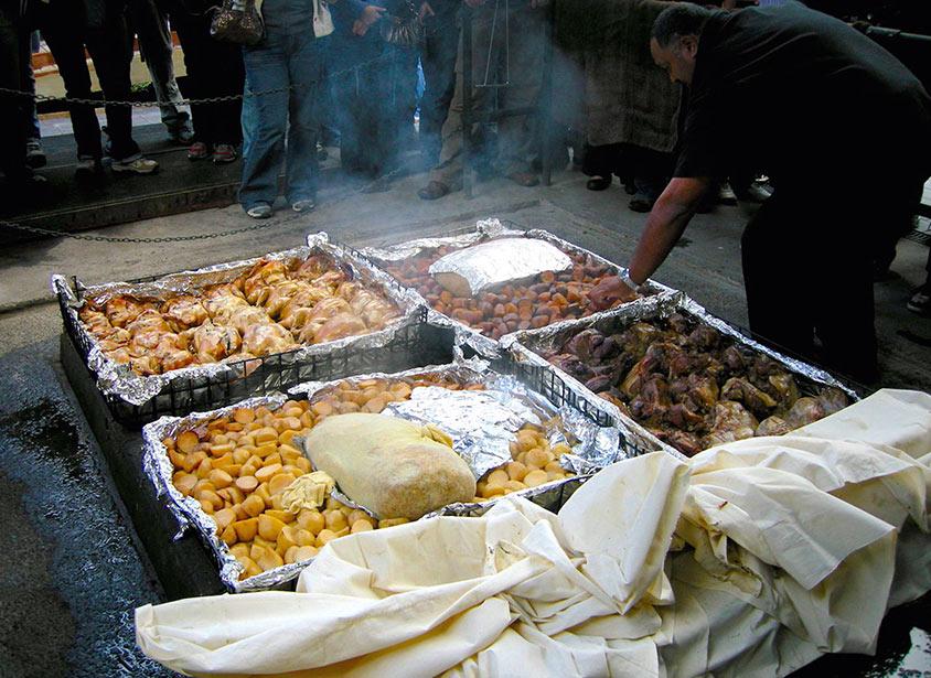 Hangi Feast