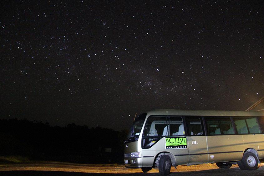 Star Gazing - Active bus