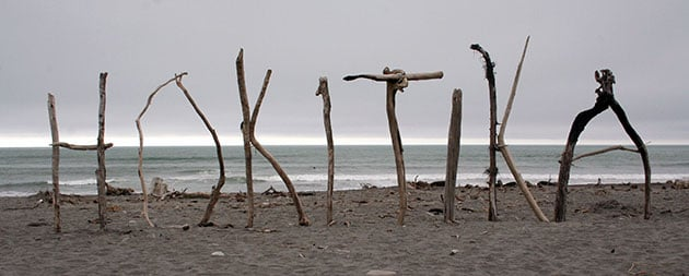 Hokitika, West Coast, New Zealand