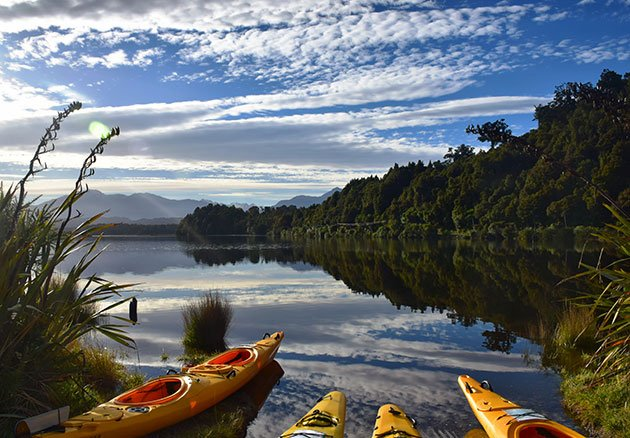 Okarito Kayaks New Zealand