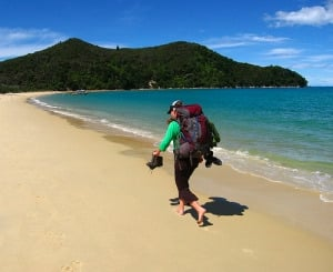 Hiking the Abel Tasman National Park