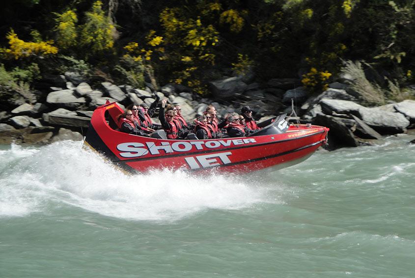 New Zealand Jet Boating | Active Adventures