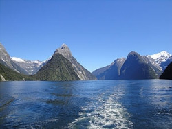 Millford Sound, New Zealand
