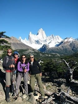About Active South America - Patagonia