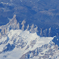 Finding flights to Patagonia