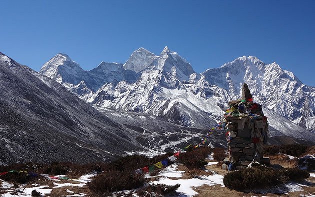 Himalayas Hiking